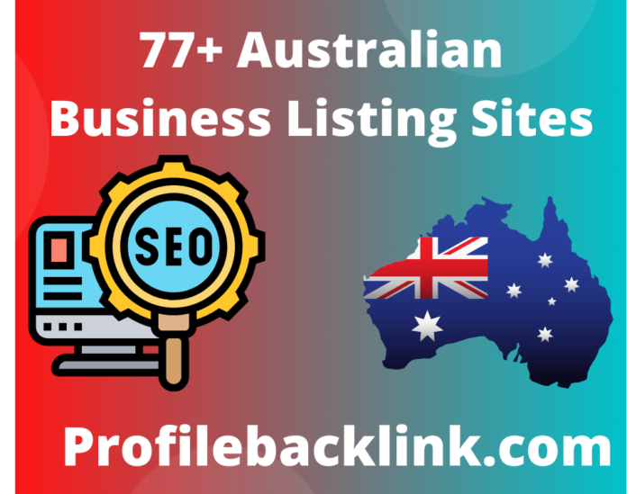 78 Free Business Listing Sites In Australia, Local Citations