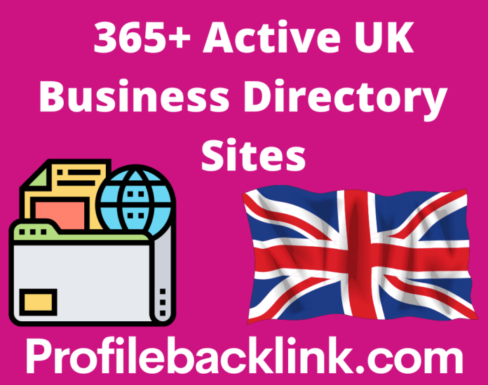 365+ UK Free Business Listing Sites For Local Citation 2021