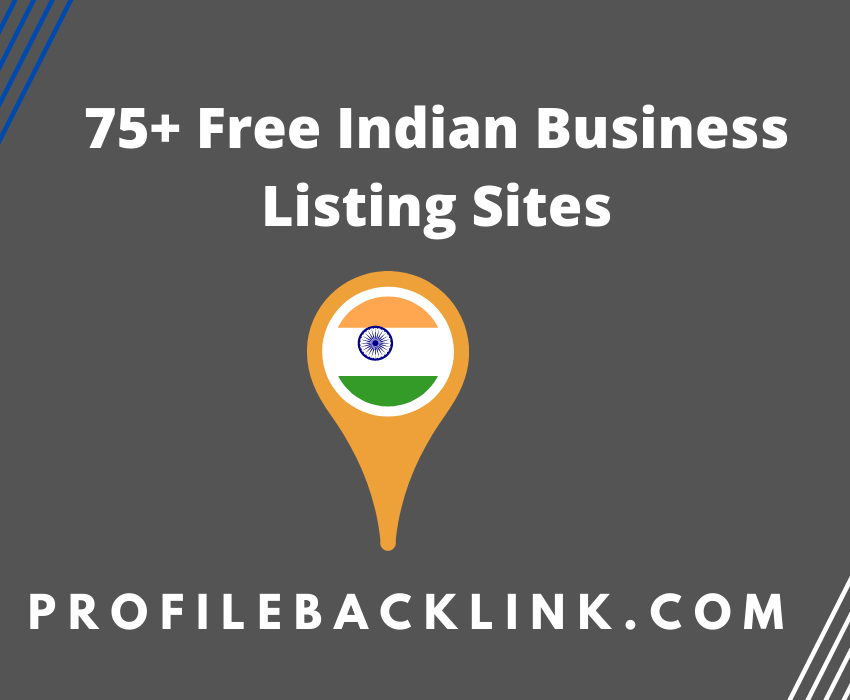 Free Indian Business Listing Sites 2021 2