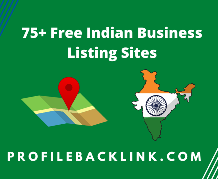 Free Indian Business Listing Sites 2021